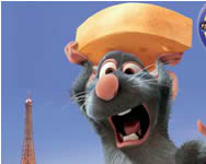 Ratatouille hidden objects online játék