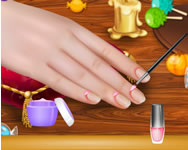 Horrible lovely manicure halloween 2019 online